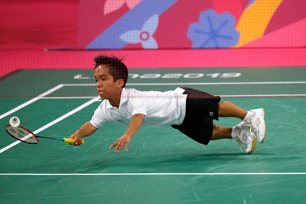 badminton-player